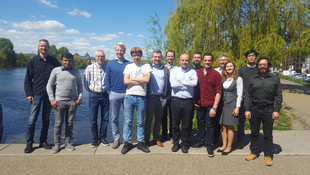 Group photo of 5th consortium meeting in Copenhagen